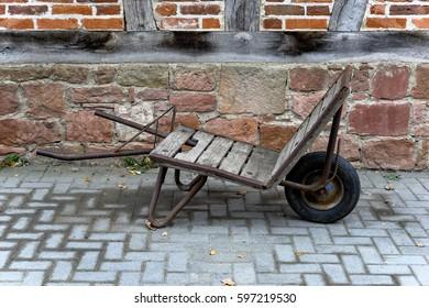 Peasant wheelbarrow