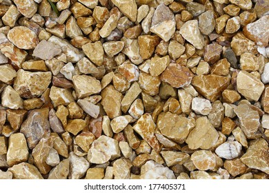Pebble stones background, close-up