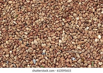 A Pebbles floor background