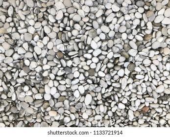 Pebbles rocks pattern materials