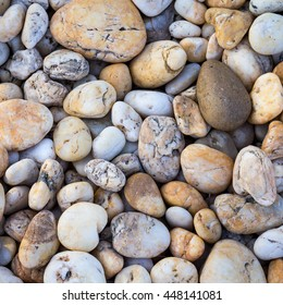 Pebbles stone background