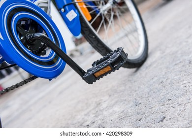 Pedal of bicycle