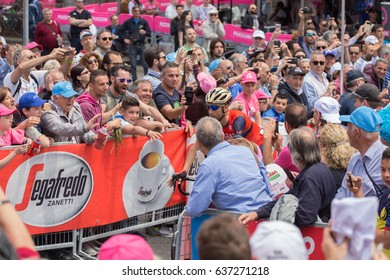 Pedara, 10 May 2017 - 100th Giro d'Italia, Stage 5
