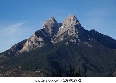 Pedraforca Mountain, Catalonia Spain