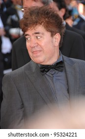 """Pedro Almodovar at screening for """"No Country for Old Men"""" at the 60th Annual International Film Festival de Cannes.  May 19, 2007  Cannes, France.  2007 Paul Smith / Featureflash"""