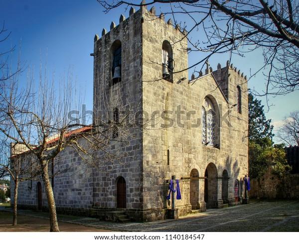 Pedroso monastery in Vila Nova de Gaia, Portugal