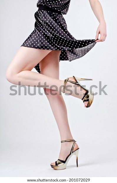 Hot skirt girls