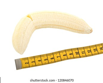 Peeled banana - Shutterstock ID 120846070