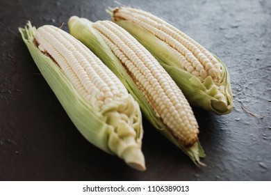 peeled corns mexican corn in mexico city