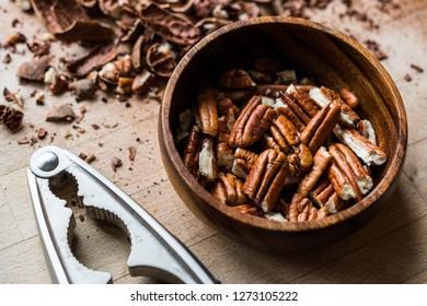 Pecan Cracker Images, Stock Photos & Vectors | Shutterstock