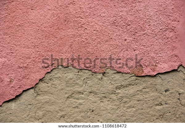 peeled-pink-paint-on-plastered-600w-1108
