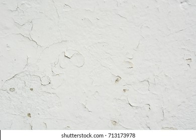 Peeling painted wall background.
