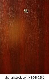 Peephole on wooden door - judas hole spyhole & Judas Hole Images Stock Photos u0026 Vectors   Shutterstock
