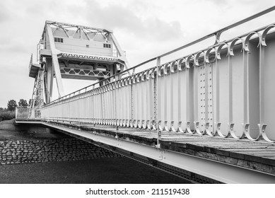 Pegasus Bridge, Normandy, France, One of the objectives for the D-Day landings