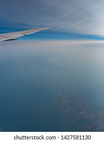 Pelee Island And Lake Erie From The Air