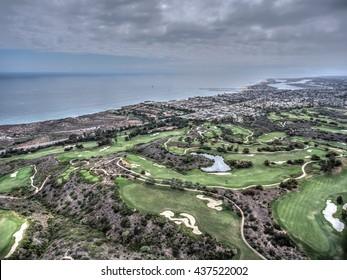 Pelican Hills Golf Course in Newport Coast, California
