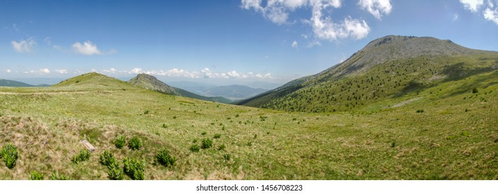 Pelister National Park, Bitola, Macedonia - Panoramic view - Mountain Landscape