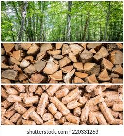 pellet production