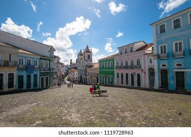 Pelourinho, Salvador Bahia Brazil