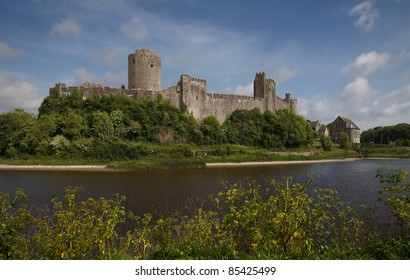 Pembroke Castle is the birthplace of the first Tudor King, Henry VII, father of the infamous Henry VIII.