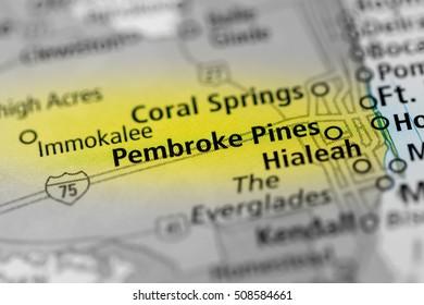 Pembroke Pines. Florida. USA
