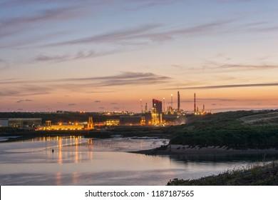 Pembrokeshire Sunset - South Wales UK