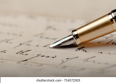 Pen. - Shutterstock ID 714572503