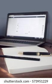 Pen notebook computer business