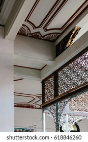 Penang ancient architecture and interior decoration, Peranakan style