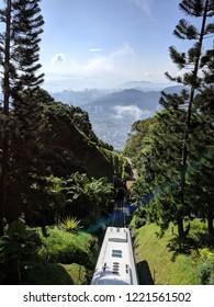 Penang Hill in Penang