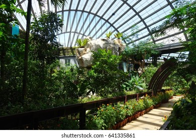 PENANG, MALAYSIA - MARCH 3. Opened in 1986, the Penang Butterfly Farm – located in Teluk Bahang – is one of  Penang's best known and most popular tourist attractions. March 3 2017 in Penang, Malaysia