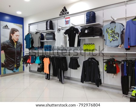82a845e5261 PENANG MALAYSIA NOV 24 2017 Adidas Stock Photo (Edit Now) 792976804 ...
