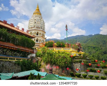 Penang Temple Tourist Kek Lok Shi