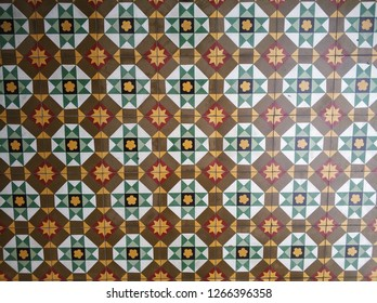 Penang Traditional Pattern