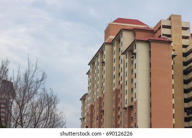 penang,malaysia,29 july,2017:apartments