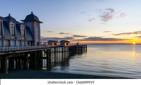 Penarth Pier, Vale of Glamorgam