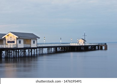 Penarth Pier is a Victorian era pier in the town of Penarth, Vale of Glamorgan, South Wales.