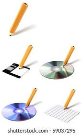 pencil collection