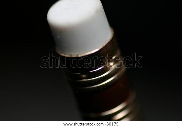 pencil eraser macro