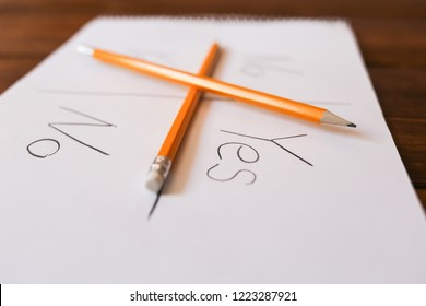 Charlie Charlie Challenge Images, Stock Photos & Vectors
