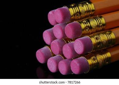 Pencils back