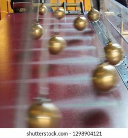 Pendulum in Motion