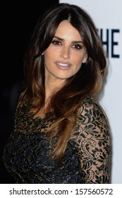 """Penelope Cruz arriving for the """"The Counselor"""" Special Screening at the Odeon West End, Leicester Square, London. 03/10/2013"""