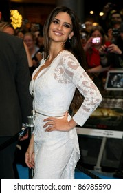 Penelope Cruz arriving for the UK premiere of 'Pirates Of The Carribean 4: On Stranger Tides', at Vue Westfield, London. 12/05/2011. Picture by: Alexandra Glen / Featureflash