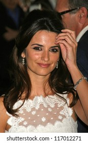 Penelope Cruz at the luncheon for the nominees of the 79th Annual Academy Awards. Beverly Hilton Hotel, Beverly Hills, Ca. 02-05-07