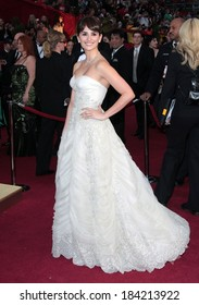 Penelope Cruz , wearing a Pierre Balmain haute couture gown and Chopard jewels, at 81st Annual Academy Awards ,Kodak Theatre, Los Angeles, CA 2/22/2009