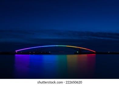Penghu Bridge & Night