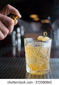 penicillin cocktail bar