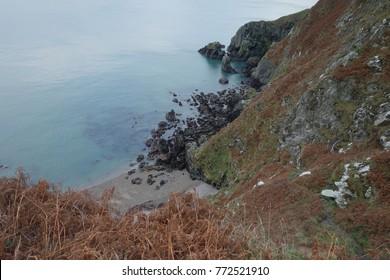 Peninsula Howth. Ireland.