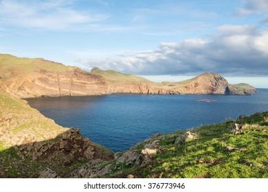 Peninsula Ponta de Sao Lourenco, Madeira, Portugal